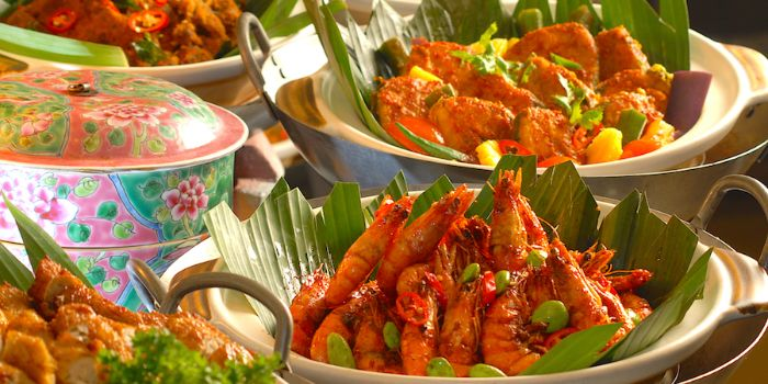 Sun's Cafe, Hotel Grand Pacific Singapore Deals - The Dining Advisor